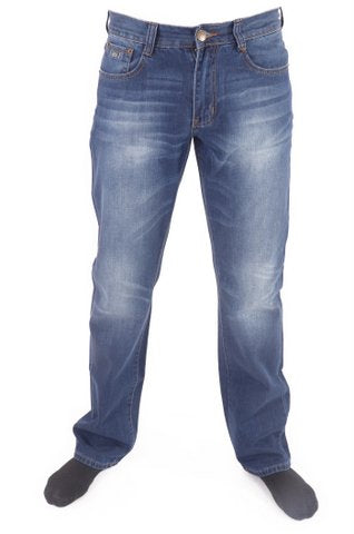 Hollywood Tapered Fit Jean by 6th Sense