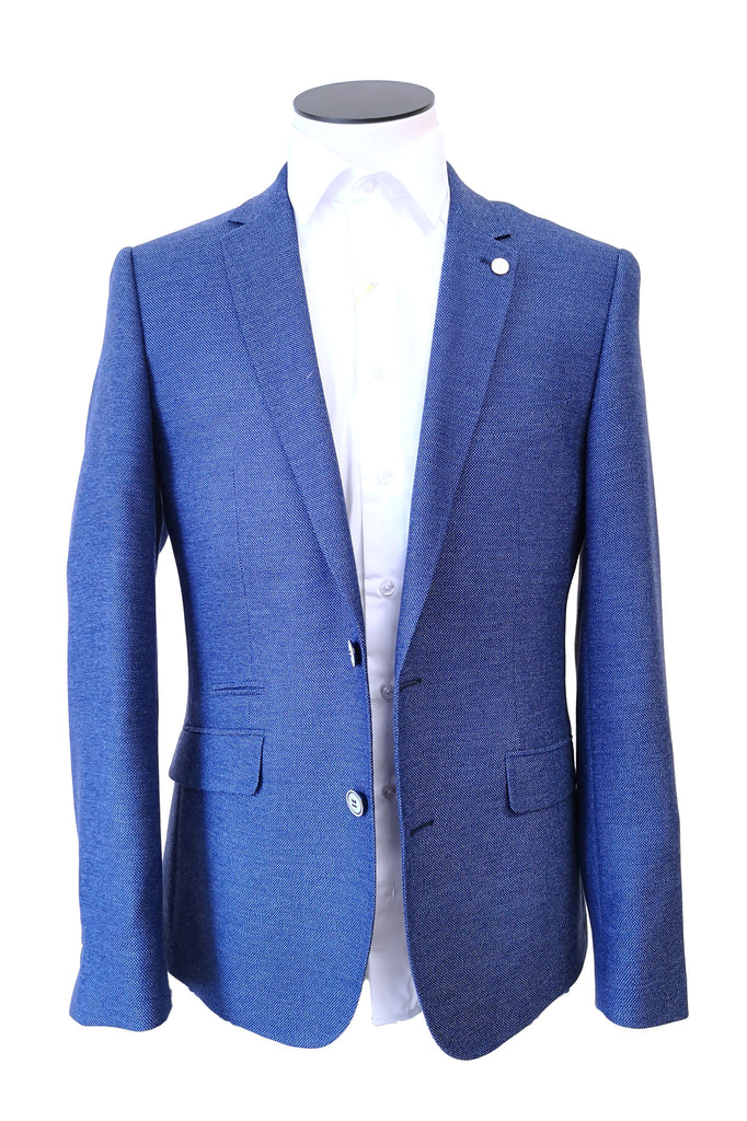 Mens Hoover Blue Blazer