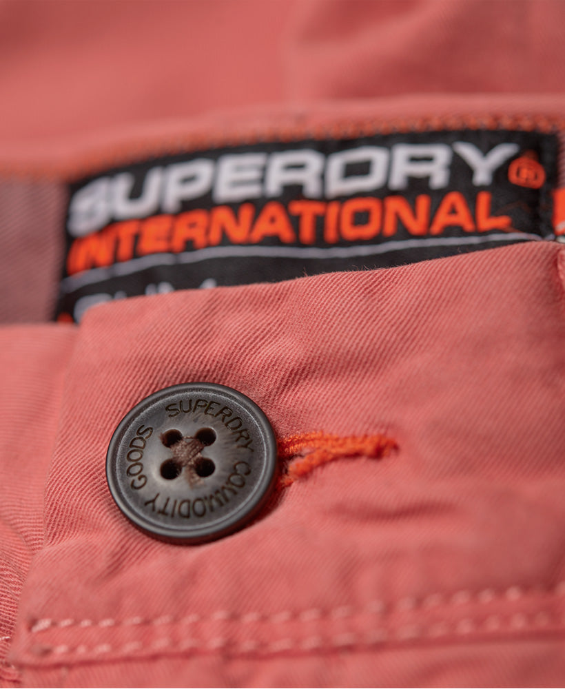 International Slim Shorts