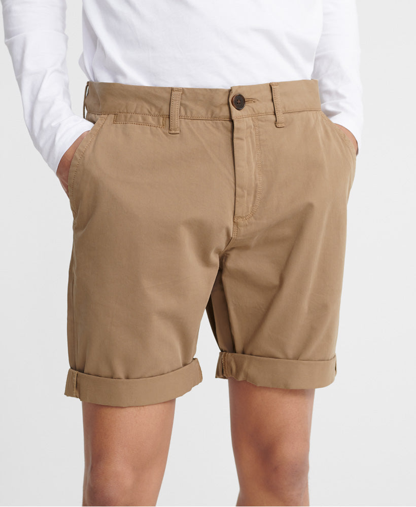International Desert Beige Chino Short
