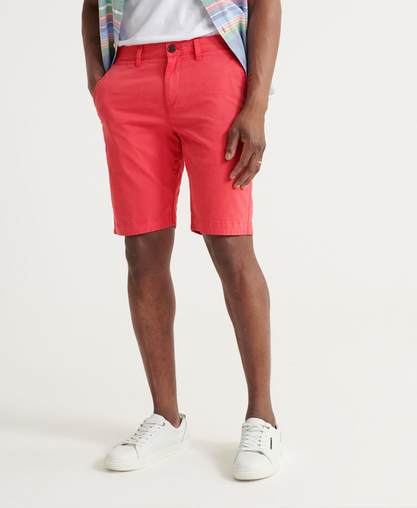 International Maldive Pink Chino Shorts