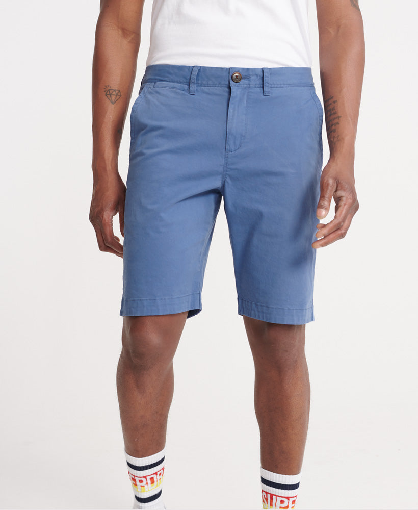 International Neptune Blue Chino Short