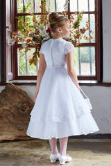 Lace Tulle Dress By Isabella