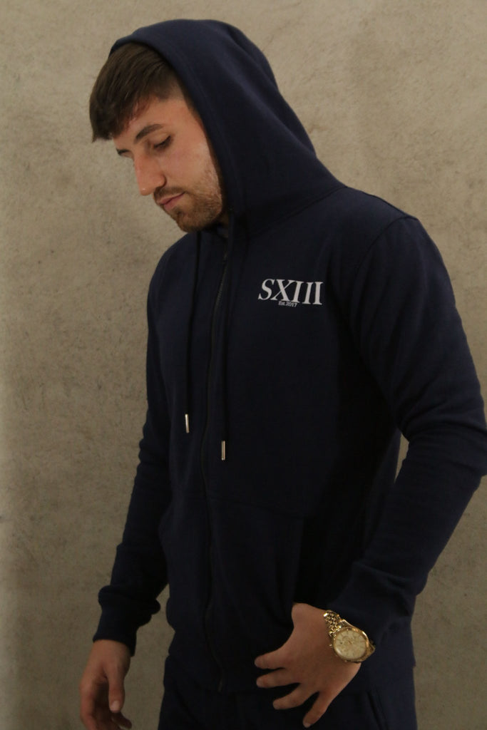 Jared Navy Sweat