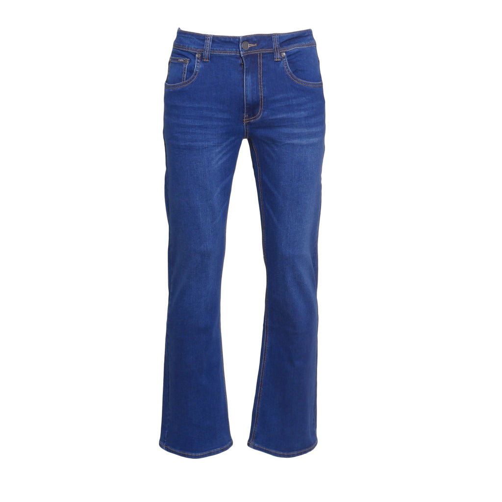 Jarvis Men's Flare Jeans By Kingpin