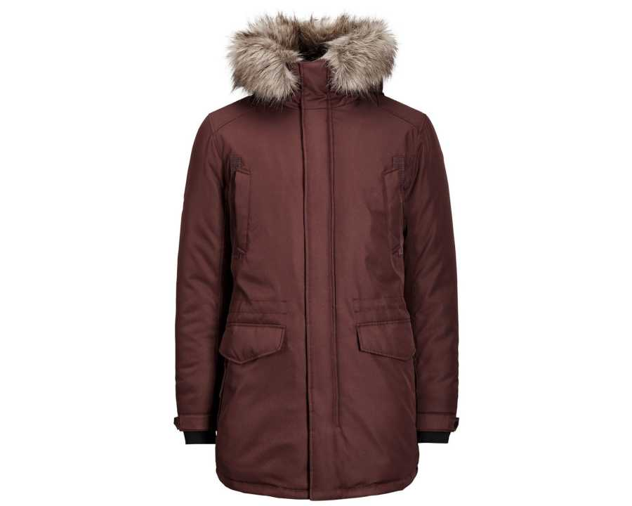 Land Fudge Parka By Jack Jones Core