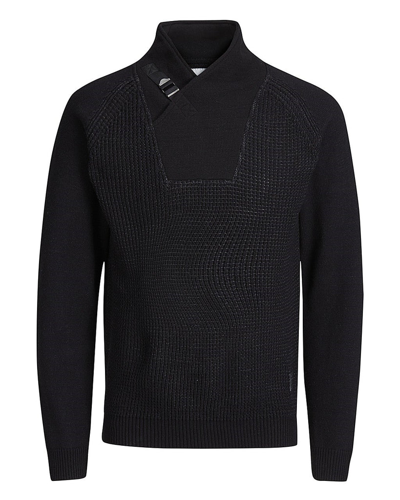 Carson High Neck Knit by Jack & Jones