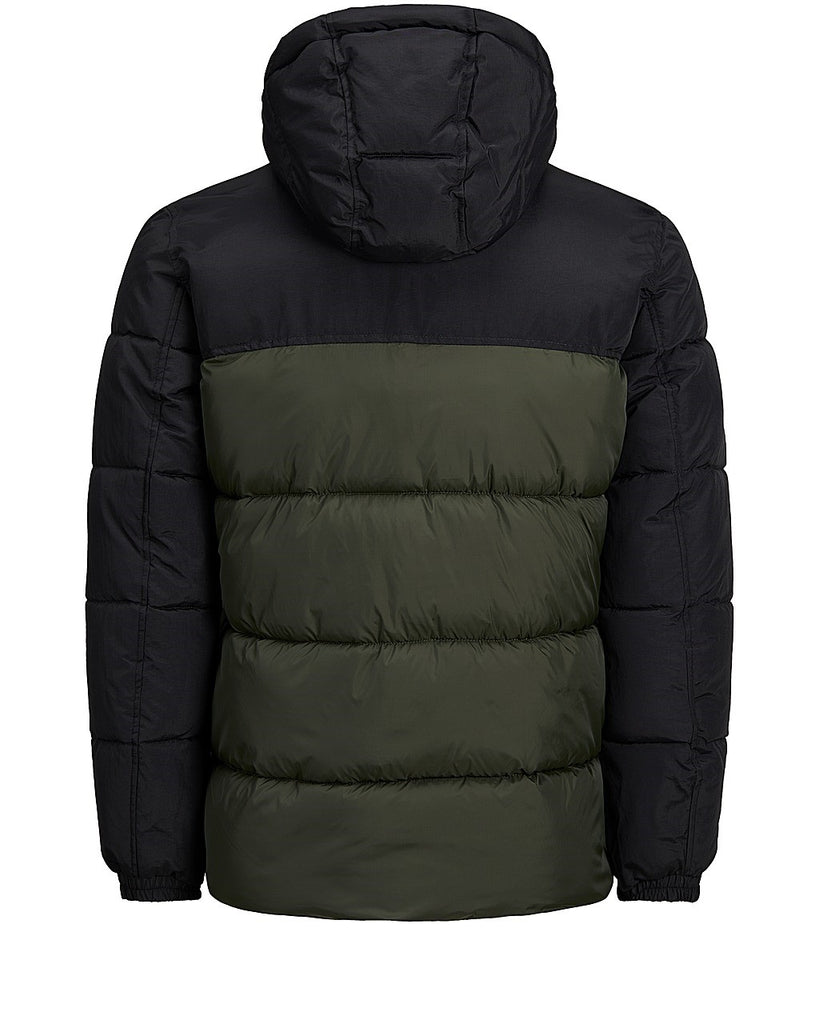 JCOCross Two Tone Rosin Jacket by Jack Jones Back