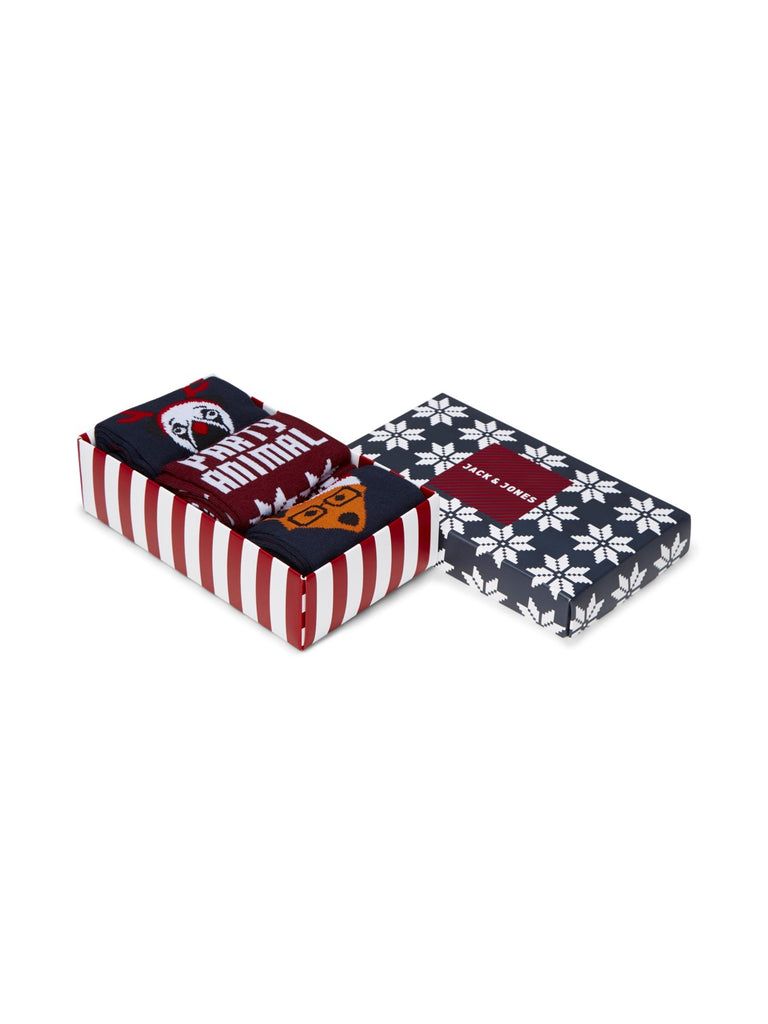 X-Mas Party Socks Giftbox