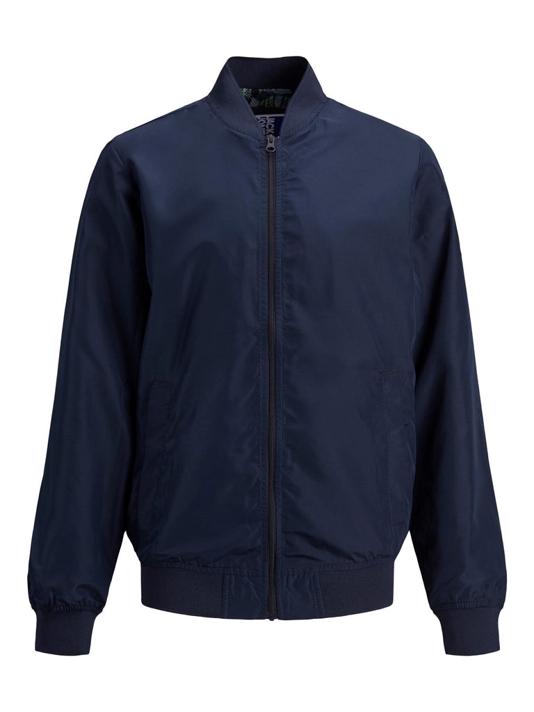 Vegas Navy Bomber Junior Jacket