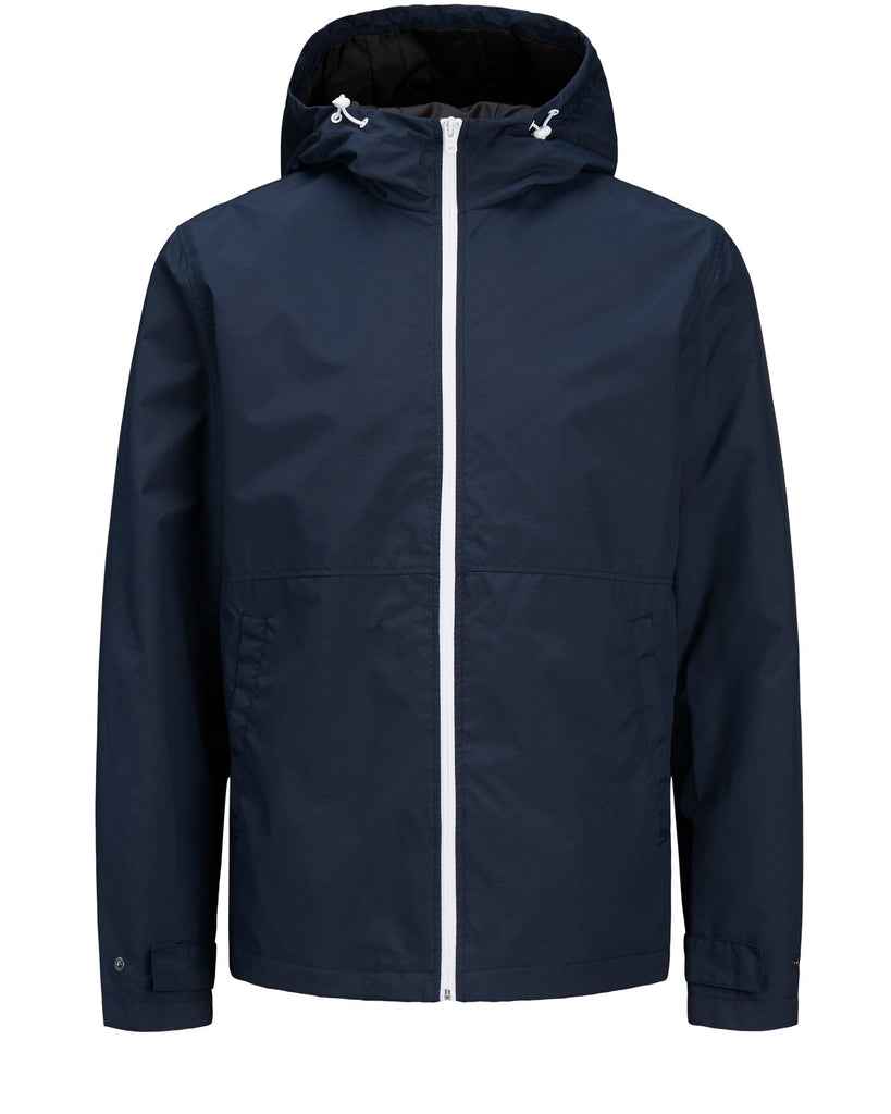Smash Hooded Windcheater Jacket By Jack Jones Core