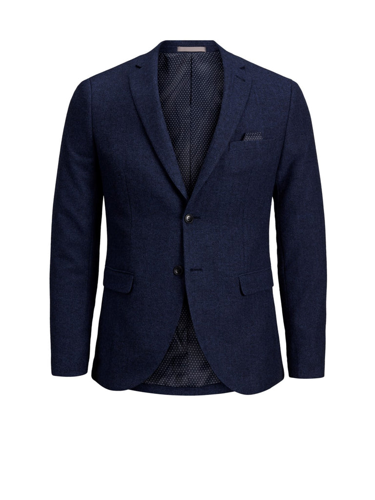Jack Jones Premium Amsterdam Formal Navy Blazer