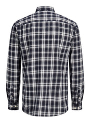 JCOCentral Long Sleeve One Pocket Check Shirt By Jack & Jones
