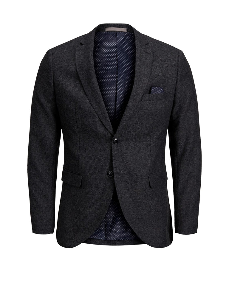 Jack Jones Premium Amsterdam Formal Dark Grey Blazer