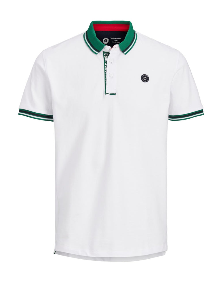 JCOChallenge Short Sleeve Polo By Jack & Jones Core