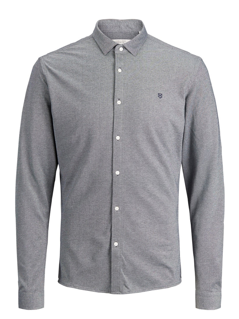 JPRRome Long Sleeve Shirt in Navy Blazer