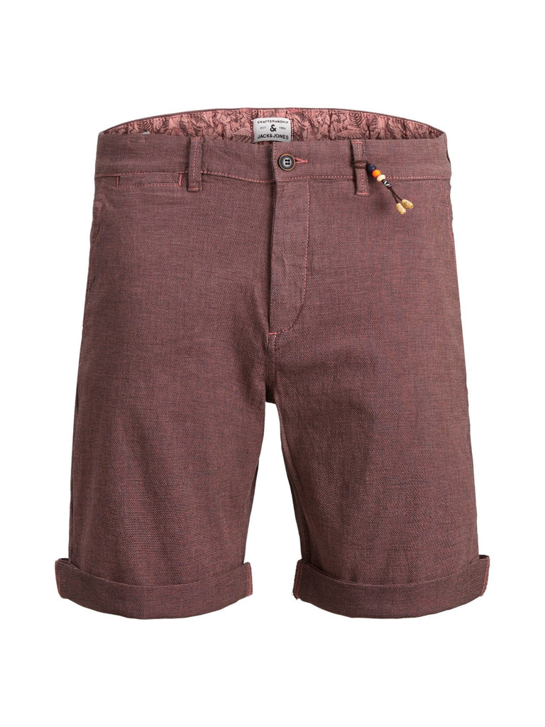 Kenzo Slim Fit Chino Burlwood Shorts