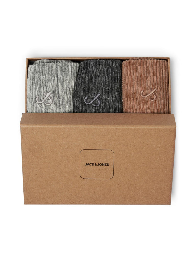 3 Pack Leuven Sock Gift Box