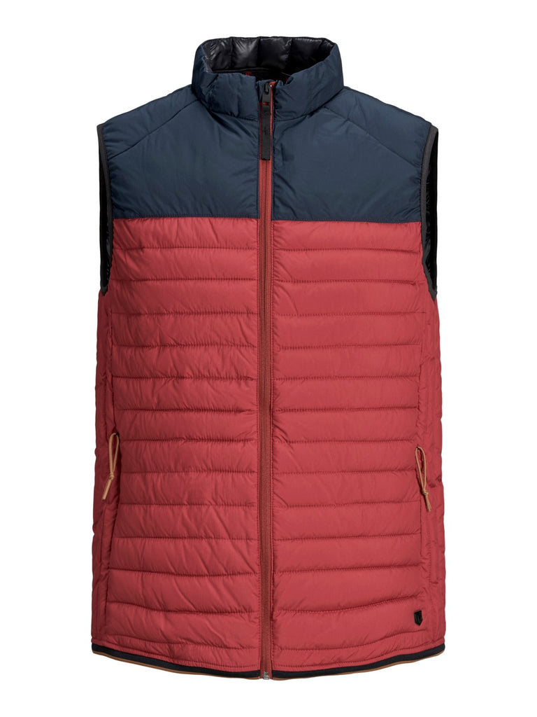 Uno Lightweight Red Vest
