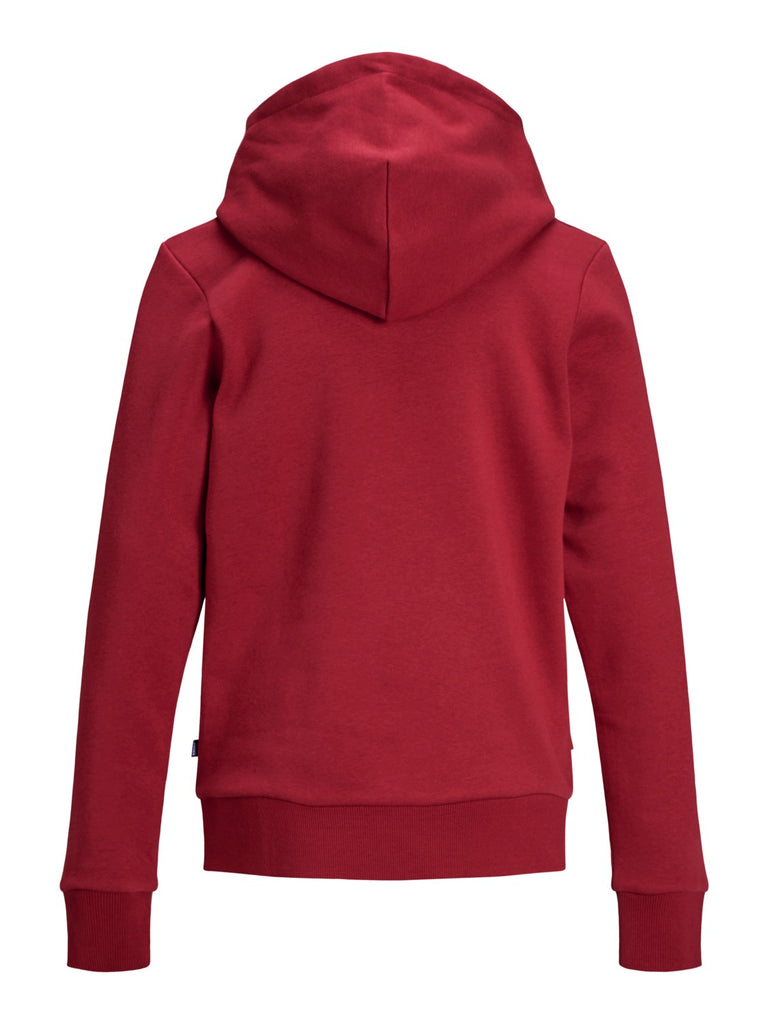 Corp Over The Head Junior Rio Red Hoodie.