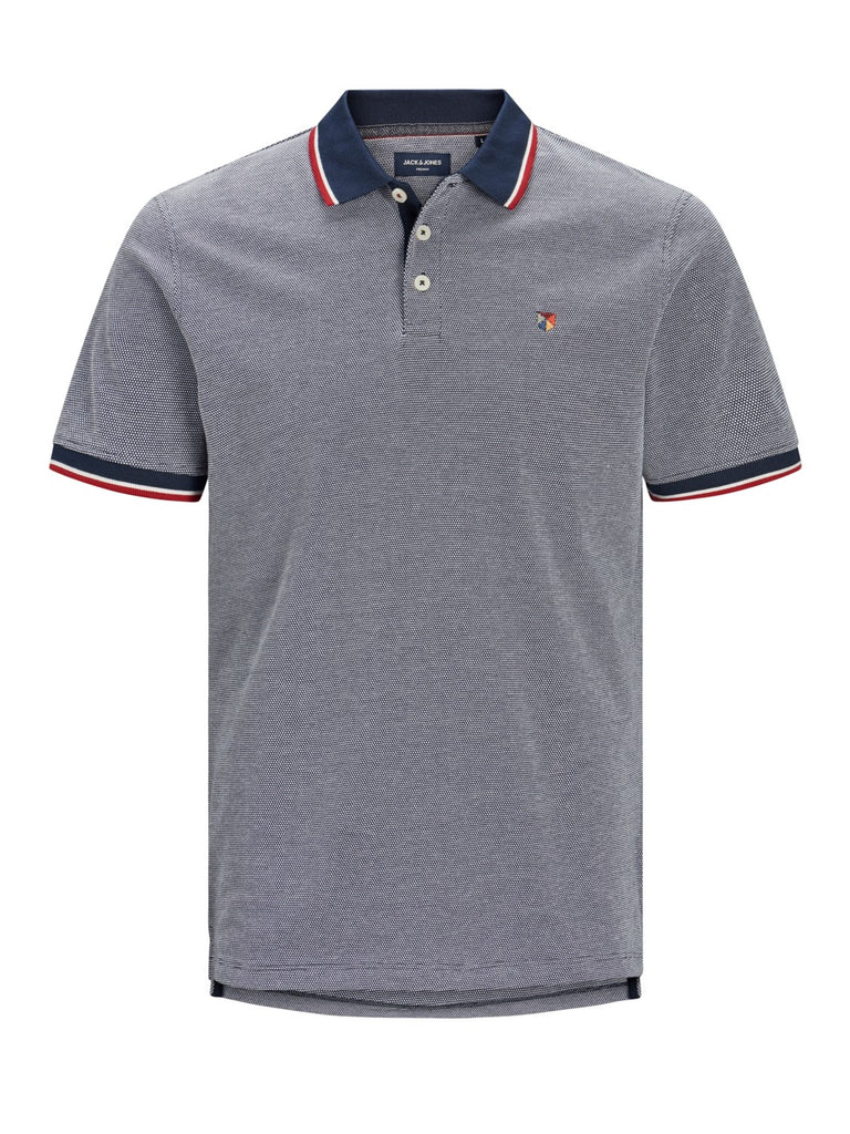 Bluwin Indigo Short Sleeve Polo