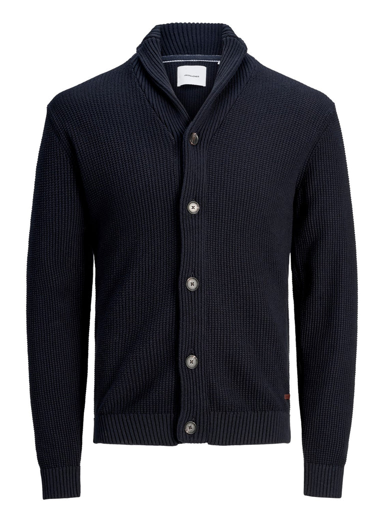 Vince Knit Shawl Cardigan navy