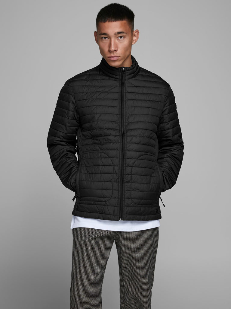 Rick Lightweight Quilted Jacket blk