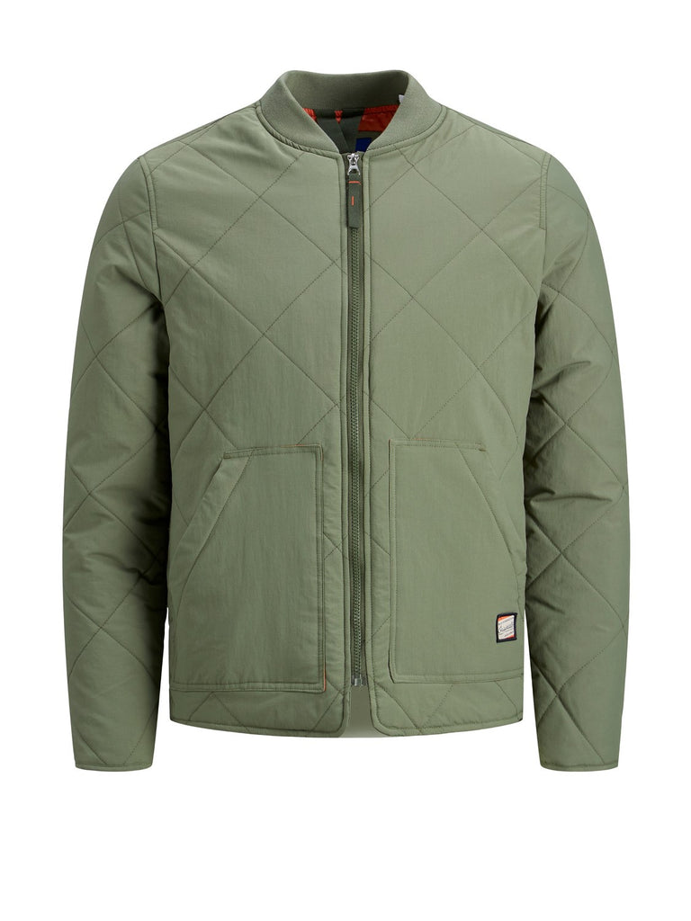 Worker Quilted Jacket