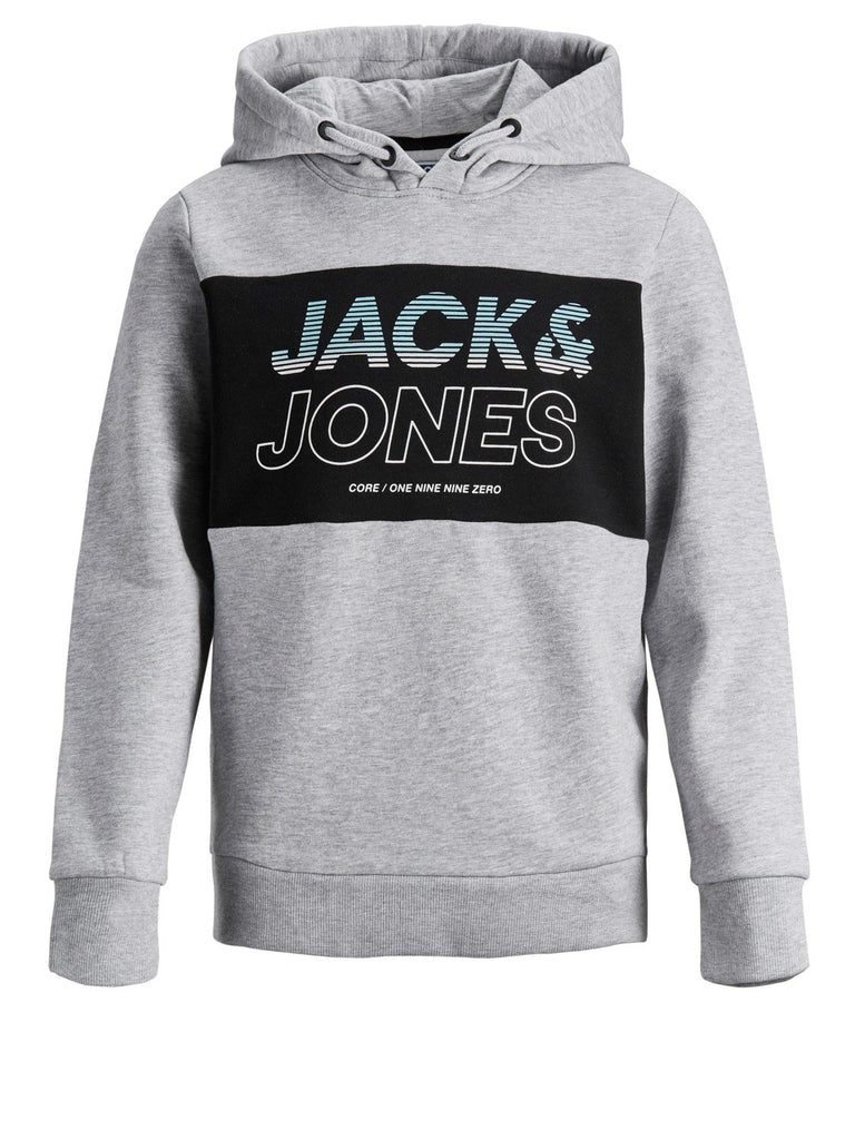 Junior Jonah Casual Hoodie grey