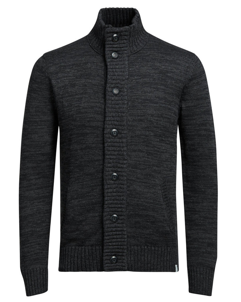 Kenny High Neck Cardigan By Jack Jones Core