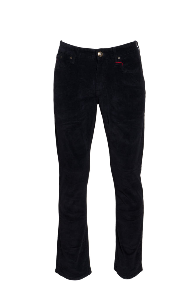 Korky Black Bootcut Cords By 6Th Sense