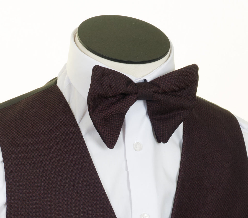 Large Bow Tie Wine