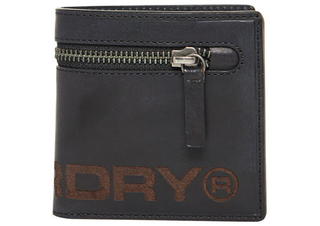 Laser Embossed Wallet by Superdry