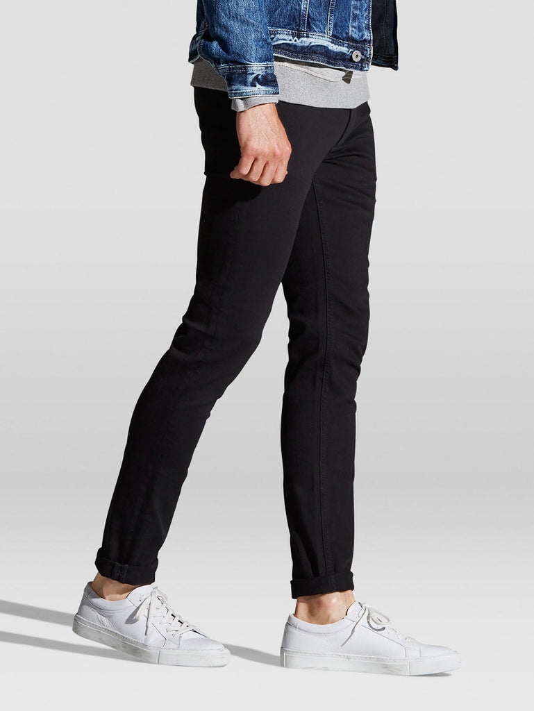 Liam 009 Original Black Skinny Fit Jeans