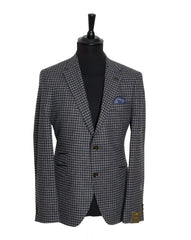 Lloyd Slim Fit Check Blazer By Benetti