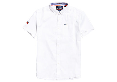 University Oxford S/S Optic Shirt