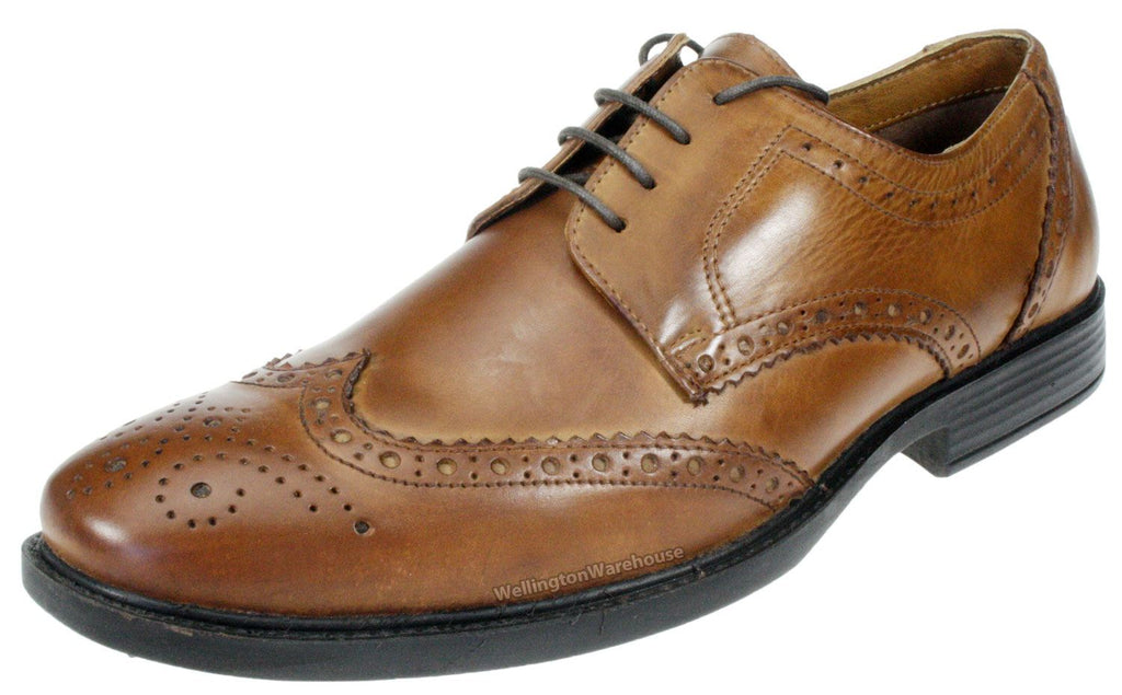 Maglin Lightweight Brogue Shoes By Redtape