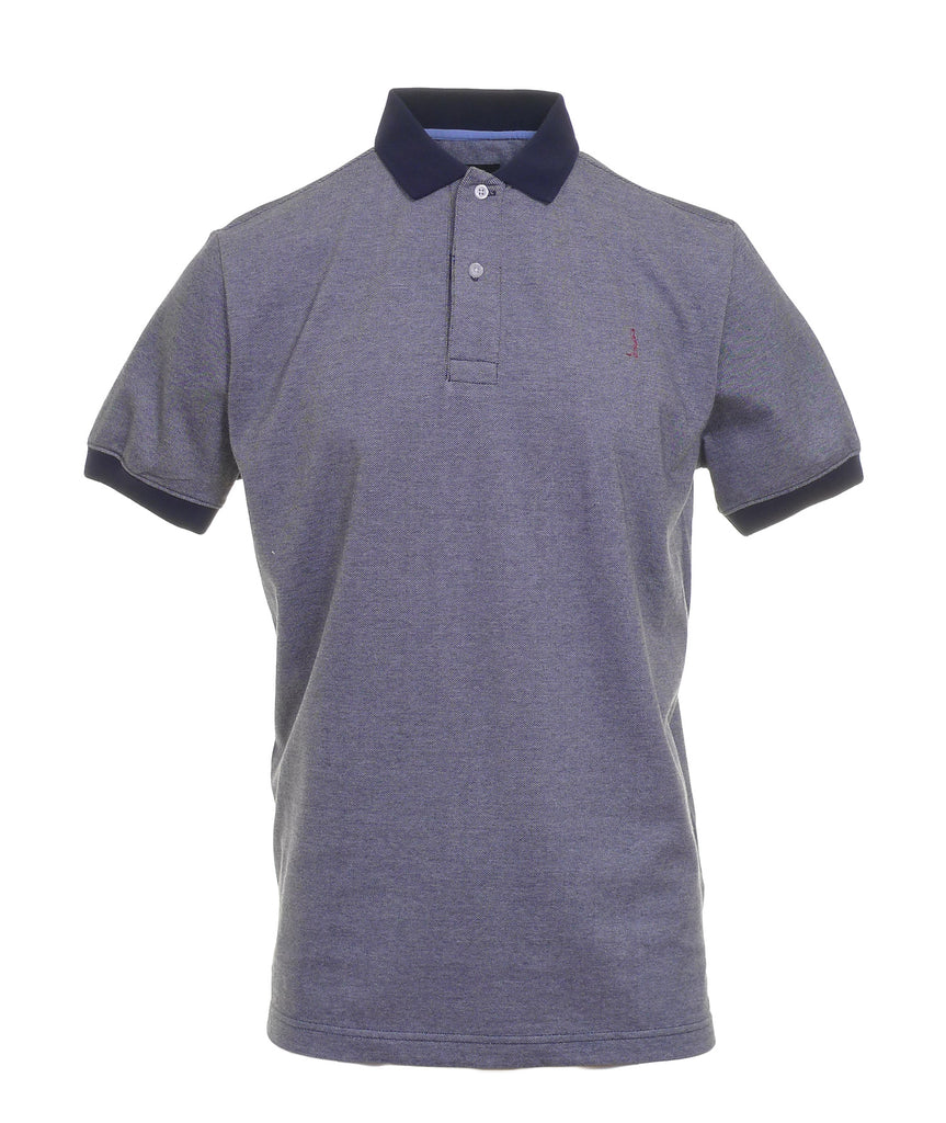 McGregor Navy Plain Polo