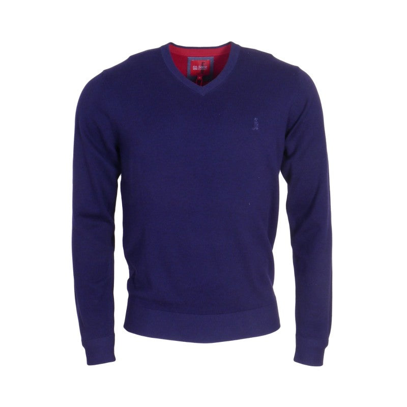 Million Dollar V Neck Jumper By 6th Sense