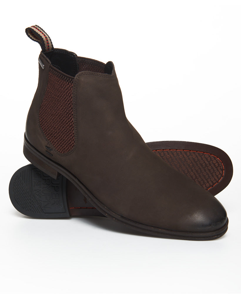 Meteora Chelsea Brown Boot
