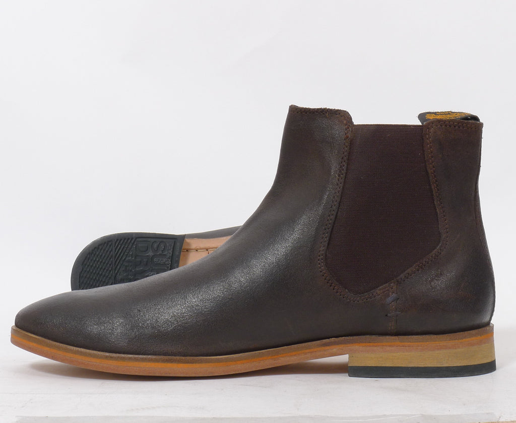 Meteor Chelsea Boots By Superdry