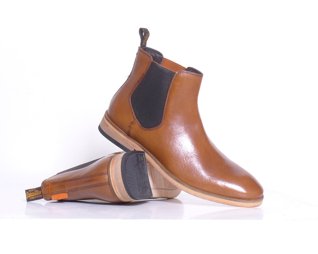 Meteora Chelsea Boot by Superdry