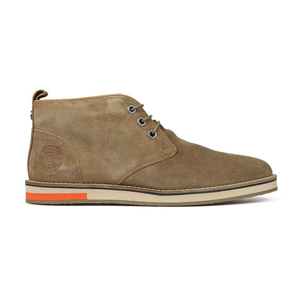 Superdry Chester Camel Chukka Boot.   MF2006SR-94M