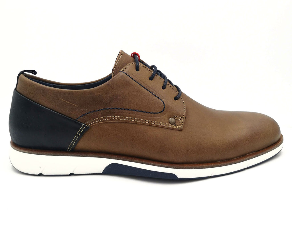 Tan Leather Morgan Casual Shoe