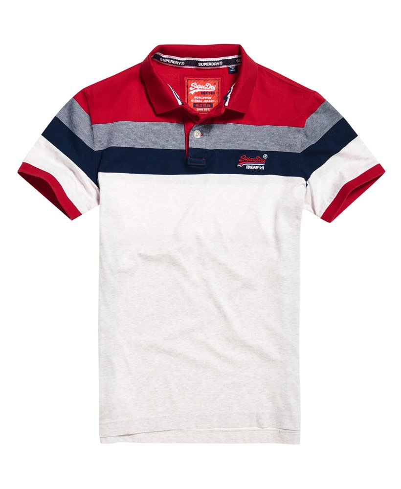 1672674d5d3 Miami Feeder Polo Rich Navy Red – Spirit Clothing