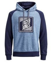 Mill Sweat Hood by Jack & Jones Core