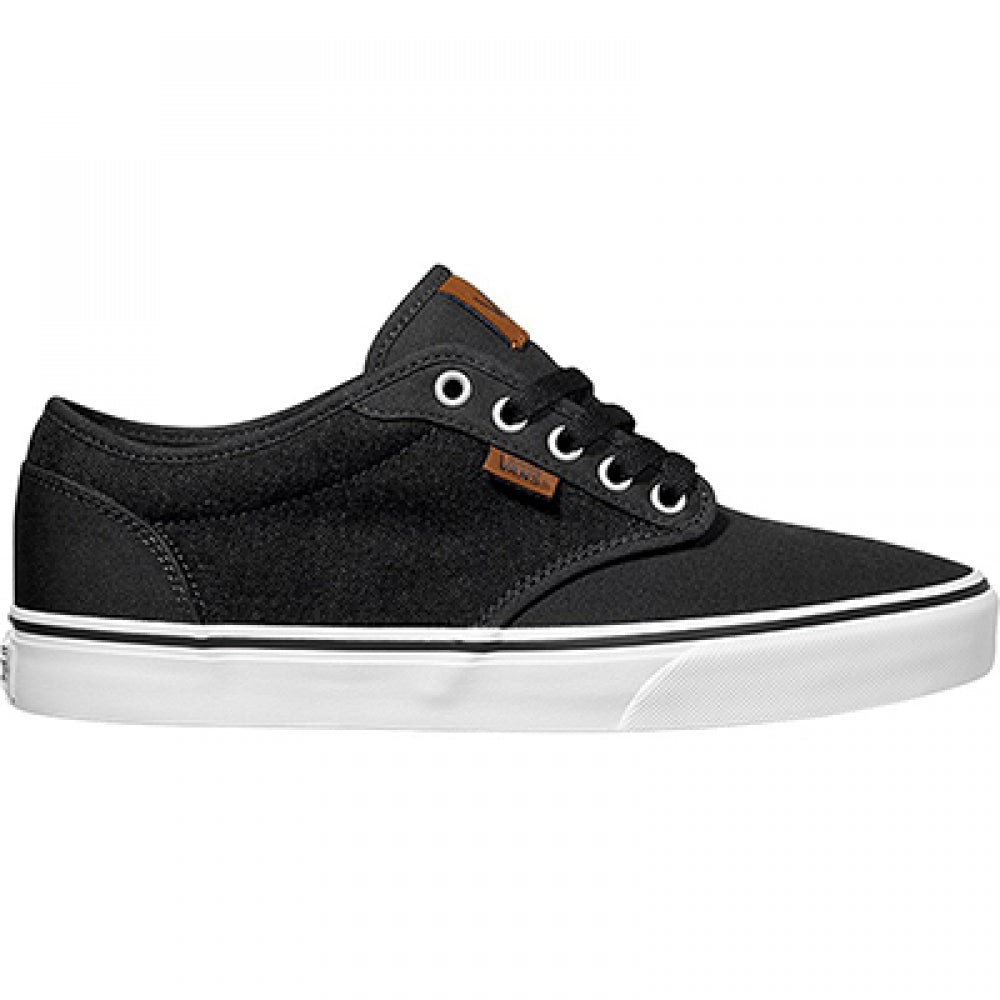 vans atwood black and white