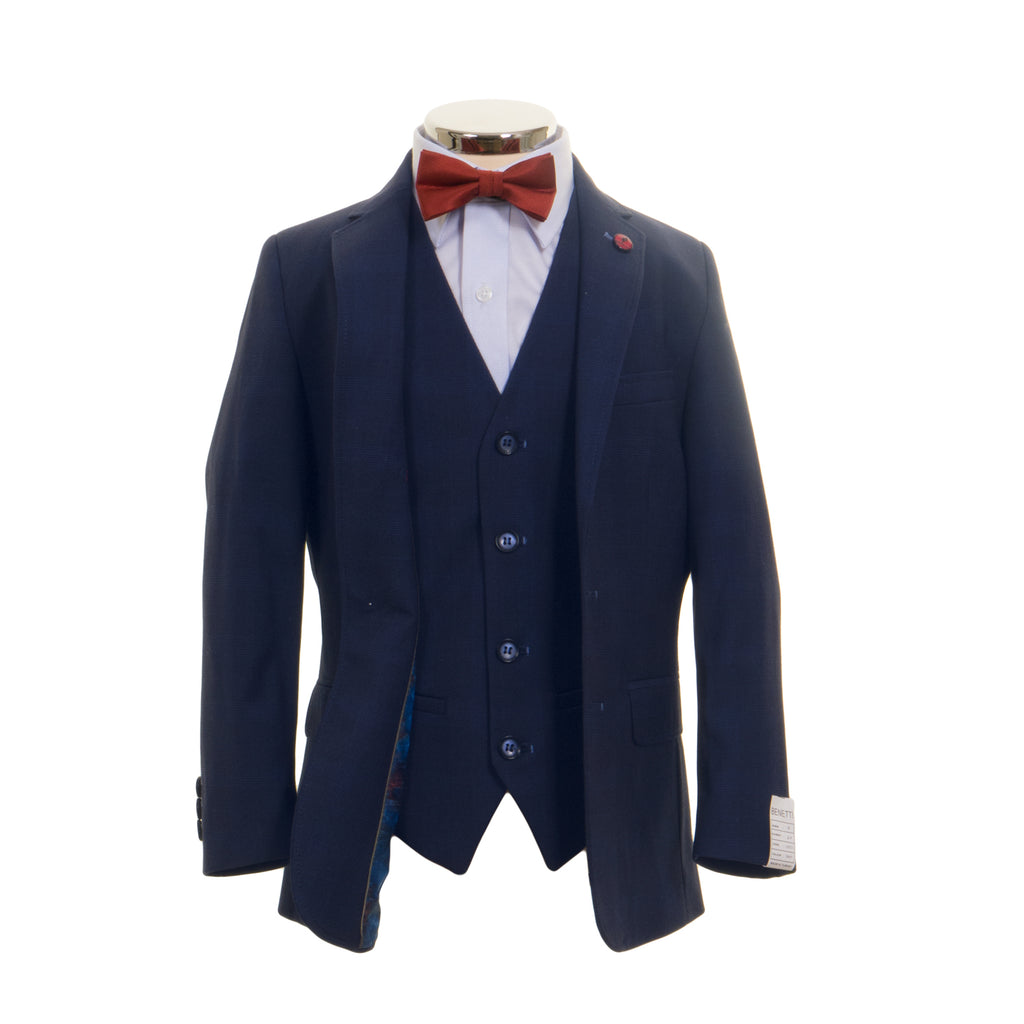 Moscow Boys Suit By Benetti