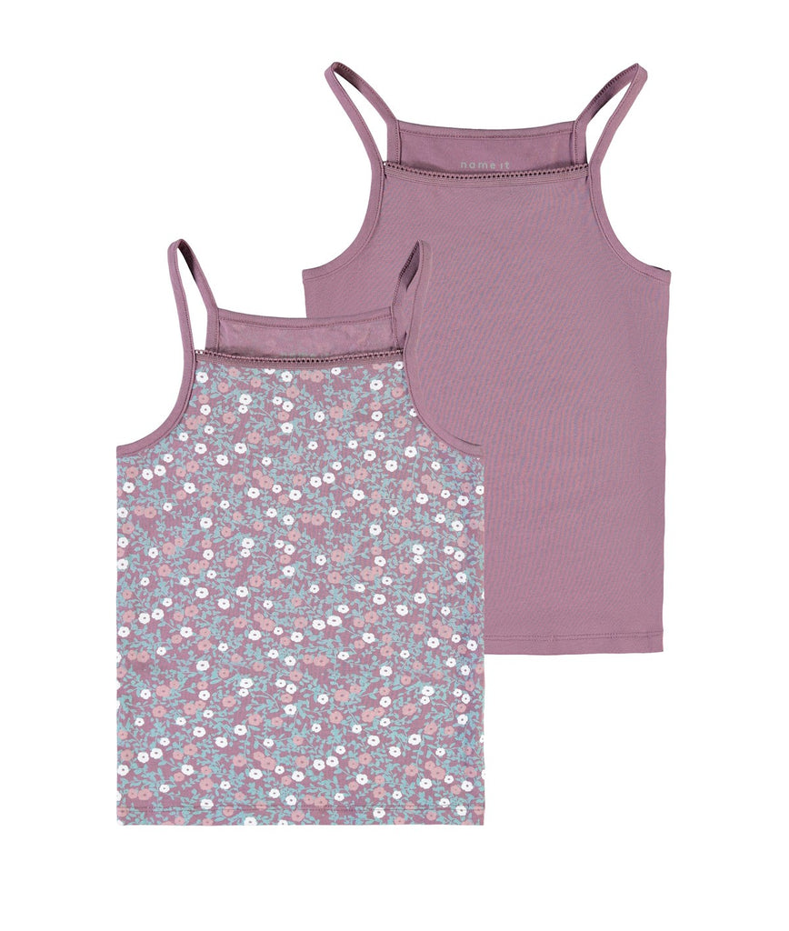 2 Pack Strap Top Vests