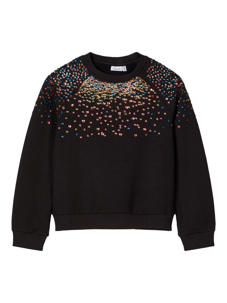 Naimma Long Sleeve Sweat blk